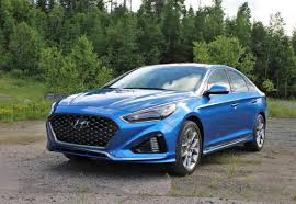 2018 hyundai sonata sport. simple hyundai 2018 hyundai sonata sport 20t image steph willemsthe truth about cars on hyundai sonata sport p