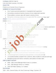 supervisor resume objective com supervisor resume objective is one of the best idea for you to make a good resume 15
