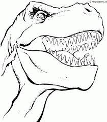 Dinosaurus Kleurplaat Kleurplaten 541 Kleurplaat Kleurennet