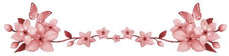 Resultado de imagen para separadores para blog gratis florales