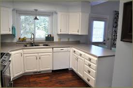 Refinish Cabinet Kit Back To Simple Steps In Kitchen Cabinet Refacing Image Of