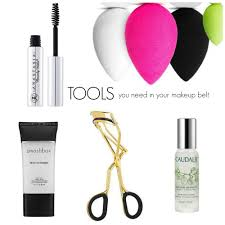 cur makeup tool obsessions