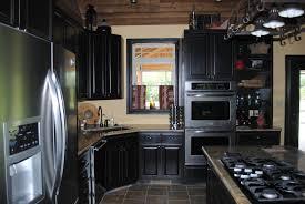 Kitchen Designs Small Space Black Kitchen Cabinets dark kitchen cabinets  backsplash ideas