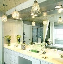modern bathroom chandeliers contemporary