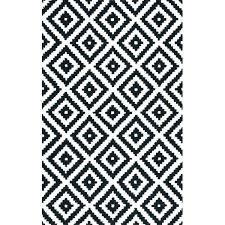 black and white striped rug area rugs chevron ikea triangle r