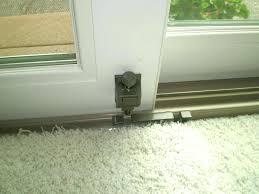 patio ideas this patio door foot lock with patio door locking mechanism with sliding glass door