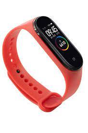 MF PRODUCT Wear 0071 Akıllı Bileklik Kırmızı Fiyatı, Yorumları - TRENDYOL