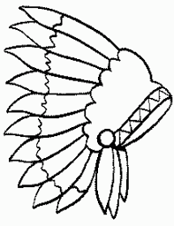 Small Picture Coloring Pages Chief Hat Print Coloring Pages