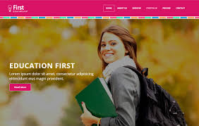 Consultancy Template Free Download Latest Educational Free Web Template Webthemez