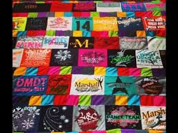 T Shirt Quilt Patterns Cool T Shirt Quilt Patterns YouTube