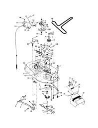 Craftsman model 917270532 lawn tractor genuine parts rh searspartsdirect