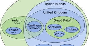 British Isles Venn Diagram The Voice Of Reason A Venn Diagram Of The British Isles