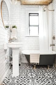 black and white tile floor.  Tile Gorgeous White Floor And Wall Tiles Best 25 Black Flooring Ideas  On Pinterest Tile M