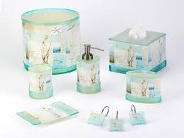 Bathroom Beach Accessories Accessories For Bathrooms Beach Themed Bathroom Accessories Beach