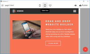 best website maker html website maker