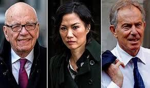 Tony Blair seria o pivô da separação do casal Murdoch - Economia - Estadão