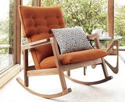 simple modern rocking chair nursery stylish and regarding chairs prepare 6