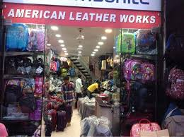 front view american leather works photos masjid bunder mumbai luggage bag dealers