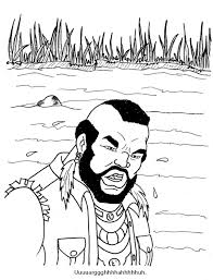 16 mr t s coloring book