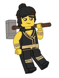 Lego Ninjago Collab Part: Movie Cole by inuzukavivi on DeviantArt