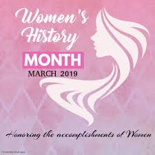 Womens History Month Template Postermywall