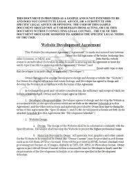 Example Of An Agreement 35 Agreement Examples In Word Examples