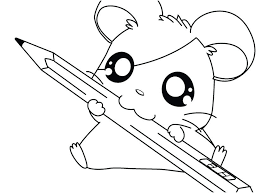 Cute Baby Animal Coloring Pages To Print Cute Animal Coloring Pages
