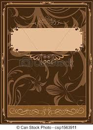 old book cover csp1563911