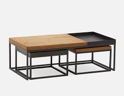 albert 3 piece coffee and end table set grey