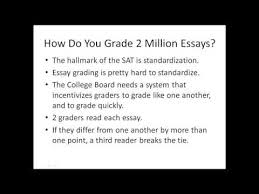 sat essay prep beating the sat essay part of