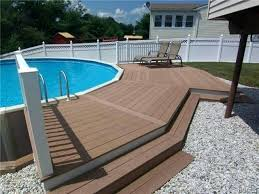 Image Upper Ground Great Above Ground Swimming Pool Ideas Throughout Plan Deck Plans Blacklabelappco Great Above Ground Swimming Pool Ideas Throughout Plan Deck Plans