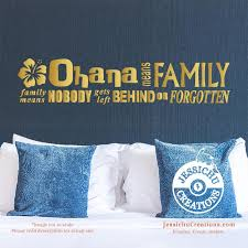 Ohana Means Family Quote Classy Ohana Means Family Family Means Lilo Stitch Inspired Disney