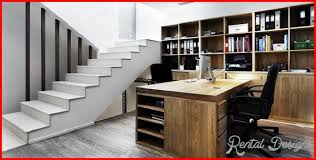 Latest office designs Simple 29 Basement Home Office Designs 2018 2019 Home Design And Furniture Thecubicleviews Home Office Design Ideas 2019 Rentaldesignscom