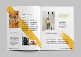 Magazine Template Psd 10 Best Art Magazine Templates Photoshop Psd And Indesign _