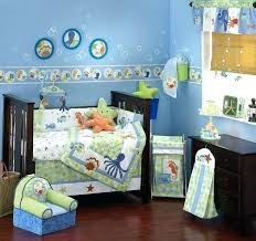 ocean crib bedding under the sea nursery designs decorative bedroom wonders set baby creatures girl fish carters crib bedding