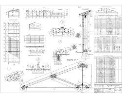 курсовой проект по дисциплине Конструкции из дерева и пластмасс  чертеж курсовой проект по дисциплине
