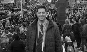 George Stoia III – Sports journalist at the University of Oklahoma