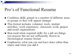 where can i get a resume done pros of functional resume resume format 2017