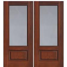 4 lite 2 fiberglass double door