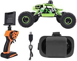 <b>RC</b> Crawler Car, <b>1:18</b> Model <b>Remote Control</b> Car <b>Four</b>-<b>wheel</b> Drive ...