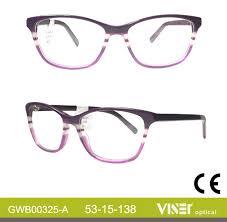 fashion designer eyeglass frames glasses frames spectacles 325 c