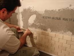 re tiling bathroom floor. Starter Board Keeps Panels Level Re Tiling Bathroom Floor