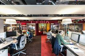 google office designs. View In Gallery Personal Work Stations The Google Campus Office Designs R