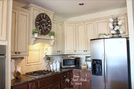 Kitchen Cabinets Painted With Chalk Paint