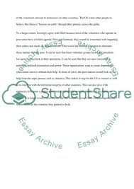 Good Intentions Essay Example Topics And Well Written