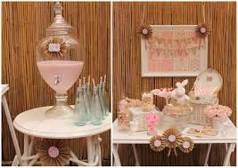 christening table decorations girl best baptism decorations ideas