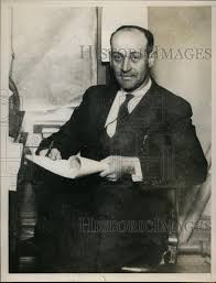 1937 Press Photo James Francis Johnson, Missing Country Agricultural A    Historic Images