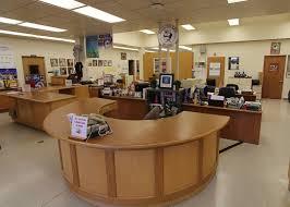 high school office. Front Office High School Office