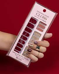 Pink Chocolate | Dashing Diva Gloss Nails | Gel nails, Pink chocolate,  Essie nail colors