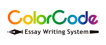 colorcode essay writing system sample essay the color code system essay writing system